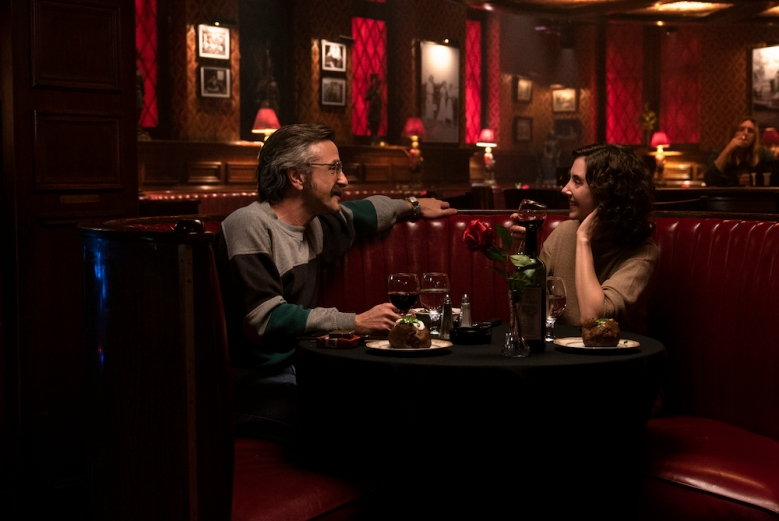 """Marc Maron and Alison Brie in """"GLOW"""" Season 3"""