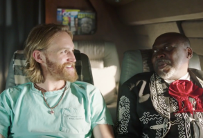 Lodge 49 Season 2 Opening Scene