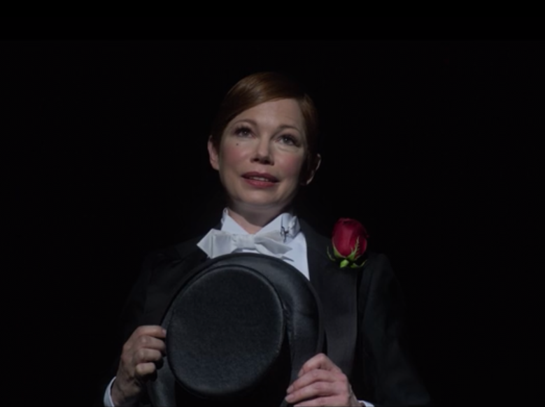 """Fosse/Verdon"" Michelle Williams"