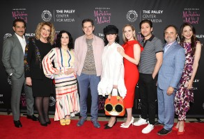 Cast and Creators of Marvelous Mrs. Maisel