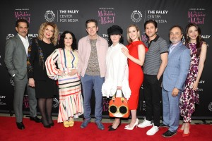 'The Marvelous Mrs. Maisel' Cast and Creators on Recreating the 1950s with a Rat-A-Tat-Tat