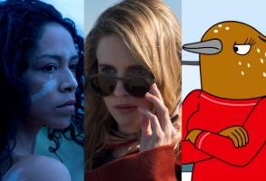 """Chambers,"" ""The OA,"" and ""Tuca & Bertie"" have all been canceled by Netflix"