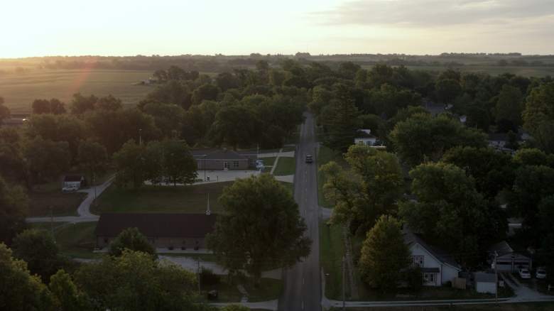 Present day Skidmore, Missouri- No One Saw a Thing _ Season 1, Episode 1 - Photo Credit: SundanceTV