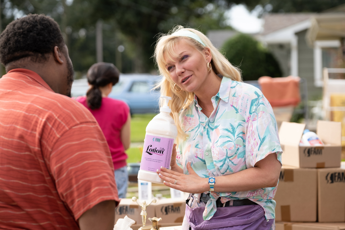 'On Becoming a God in Central Florida' Review: Kirsten Dunst Lords Over an Excellent Sunshine State Satire