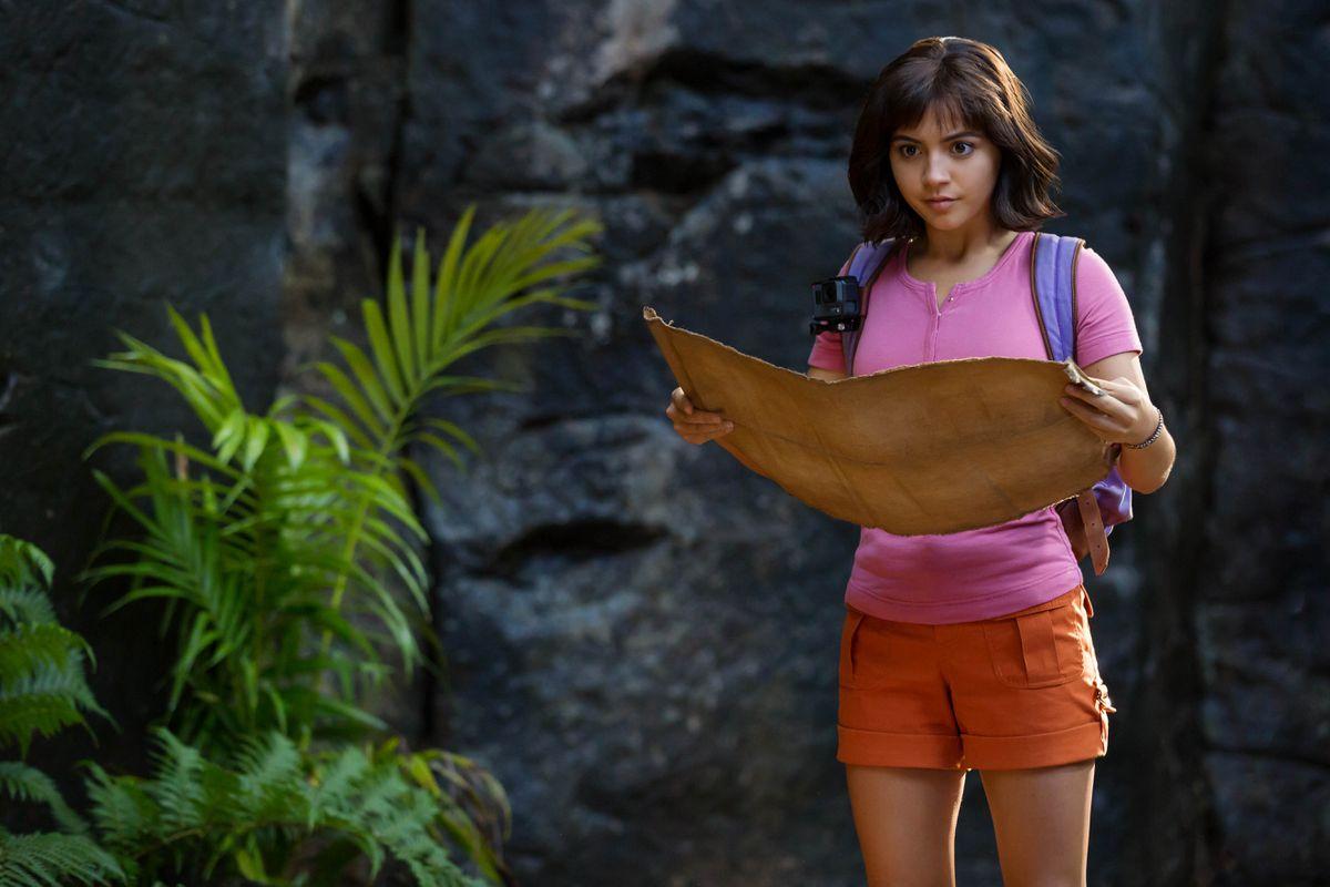 หนัง Dora and the Lost City of Gold - ดอร่าและเมืองทองคำที่สาบสูญ
