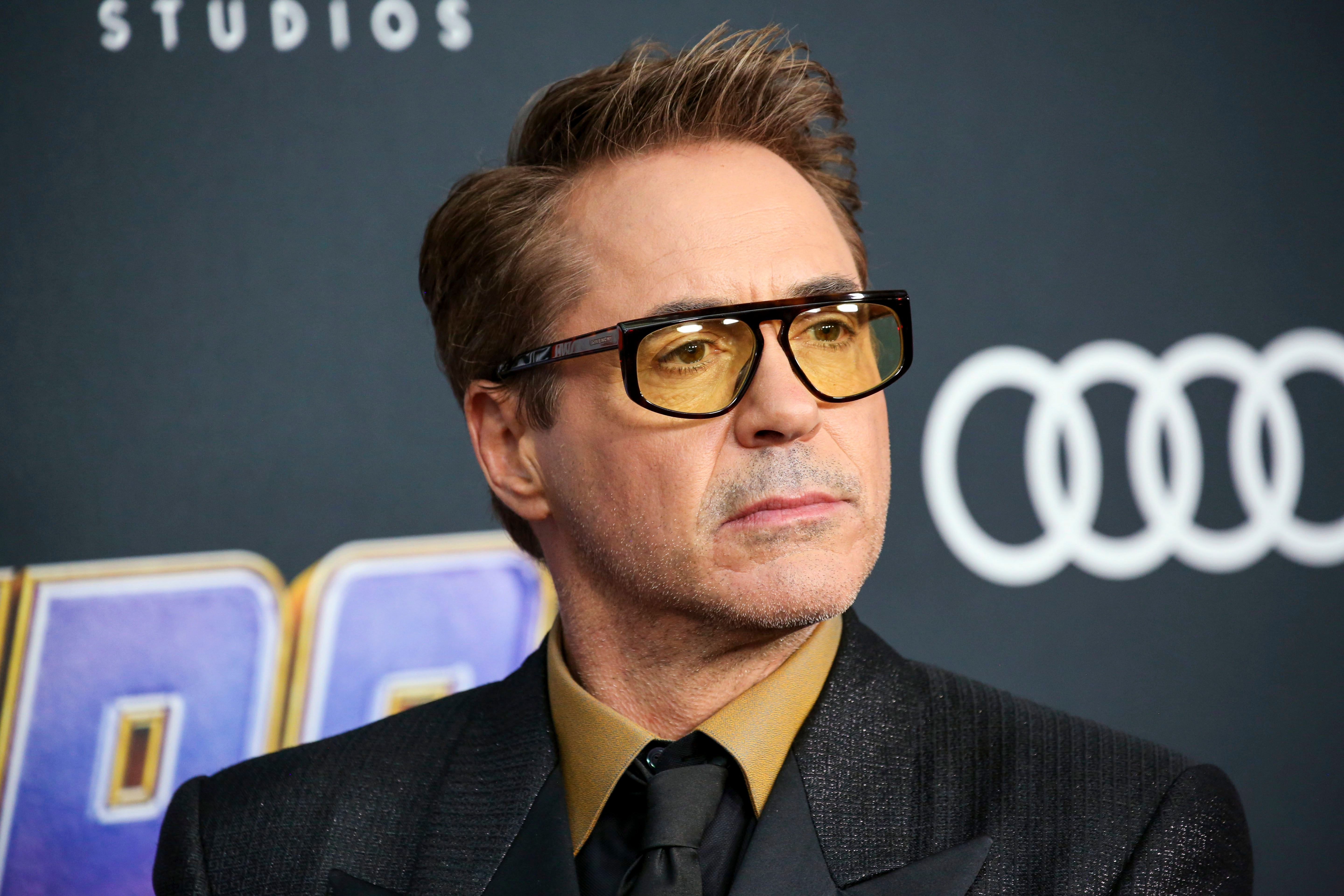 Robert Downey Jr. Jokes About His First Disneyland Experience: Being Detained for Pot