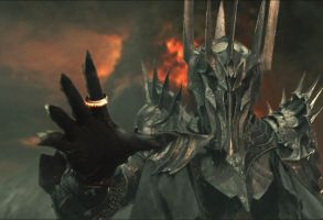 "Sauron, ""Lord of the Rings"""