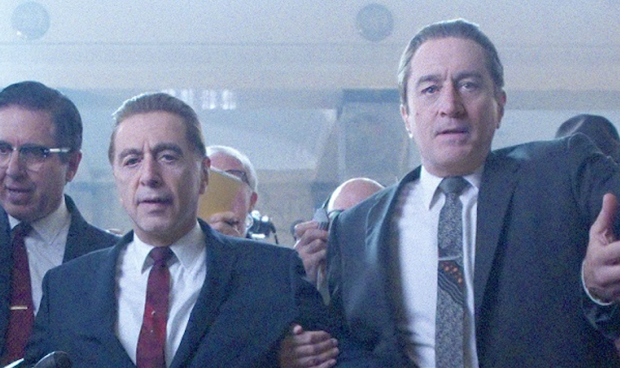 Advanced De-Aging VFX Are Crucial to 'The Irishman,' 'Gemini Man,' and 'Captain Marvel'