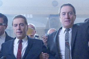 'The Irishman' Will Be an Oscar Epic for Netflix