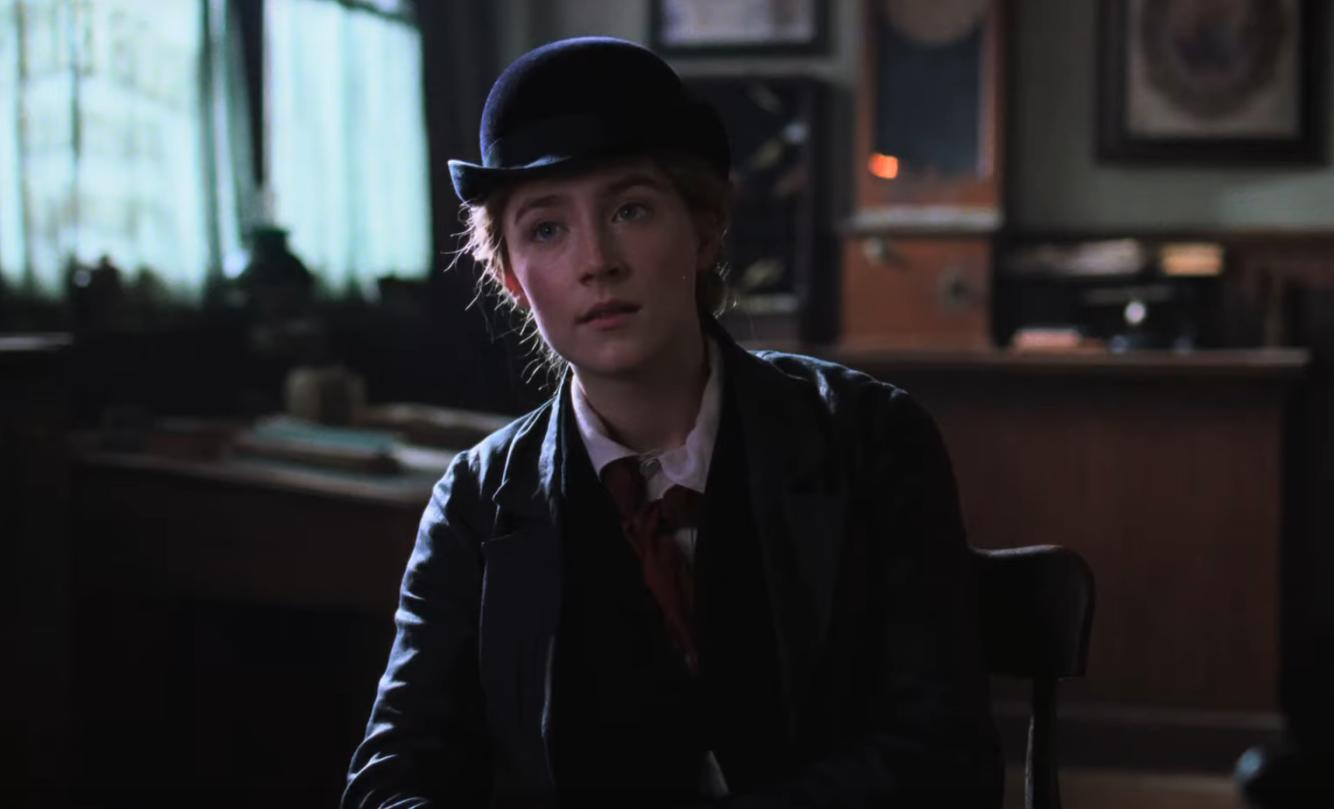 'Little Women' First Trailer: Greta Gerwig's Oscar Hopeful Reunites Ronan and Chalamet