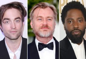 Tenet Robert Pattinson, Christopher Nolan, John David Washington