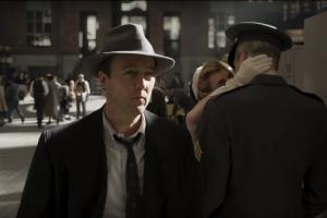'Motherless Brooklyn' Trailer: Director/Star Edward Norton Tunnels Into the Secret History of Modern New York