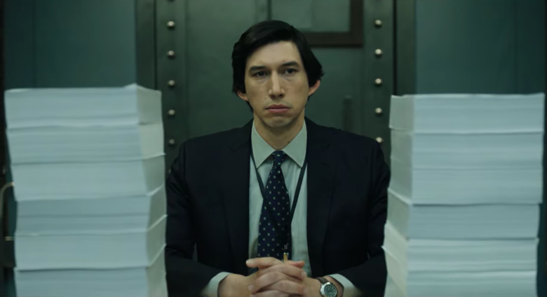 Image result for the report adam driver""