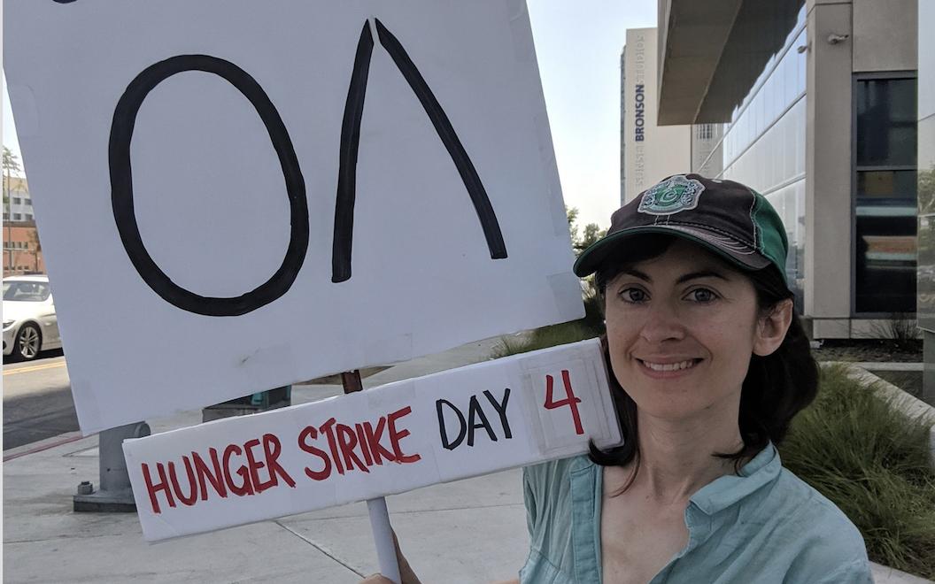 'OA' Fan on Hunger Strike Outside Netflix Headquarters Amid Series' Cancellation