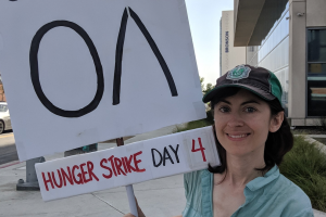 'OA' Fan on Hunger Strike Outside Netflix Headquarters Amid Series' Cancellation