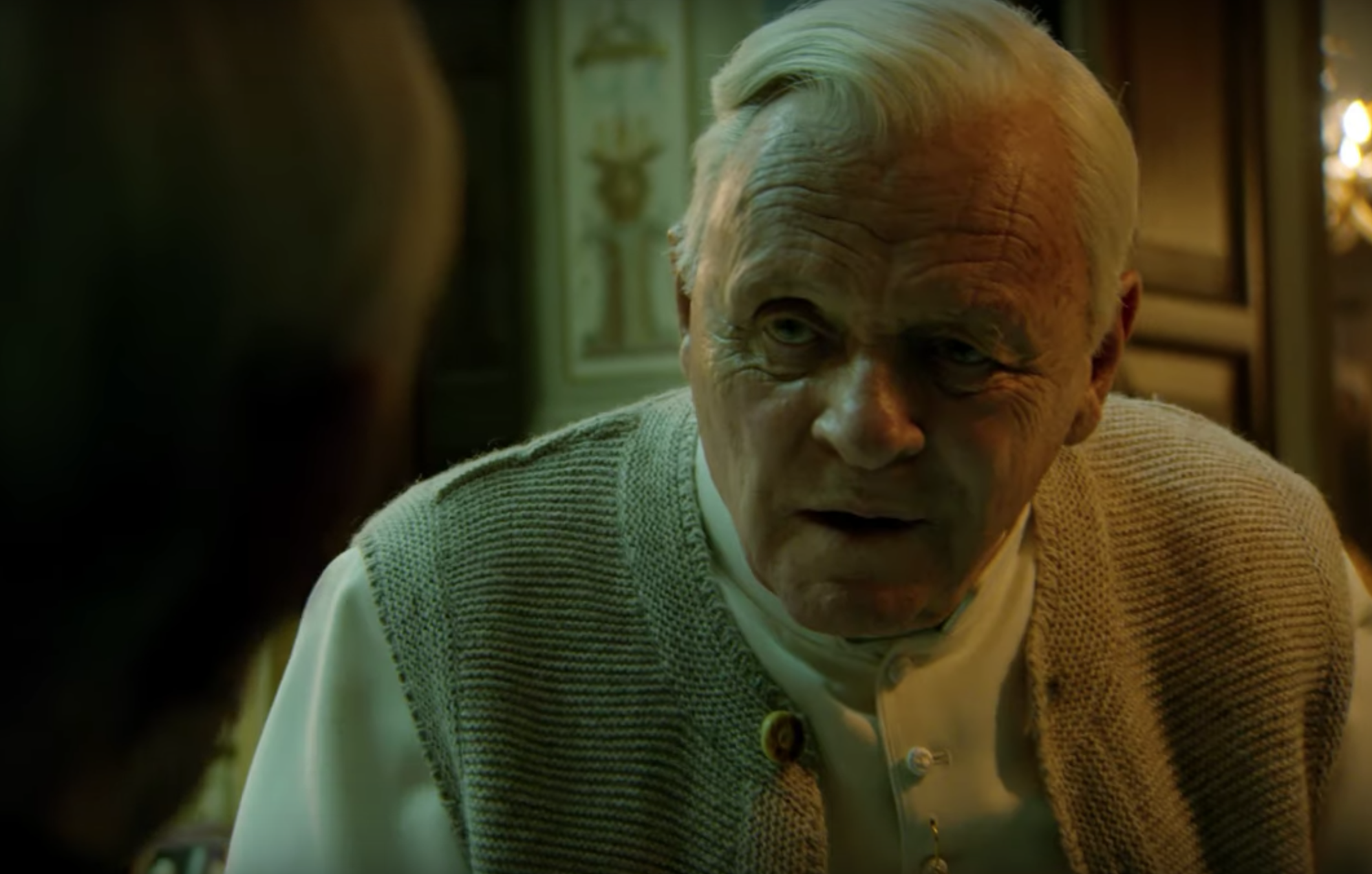 'The Two Popes' Trailer: Anthony Hopkins and Jonathan Pryce in Netflix Awards Hopeful