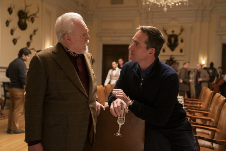 Succession Season 2 Brian Cox Matthew Macfadyen