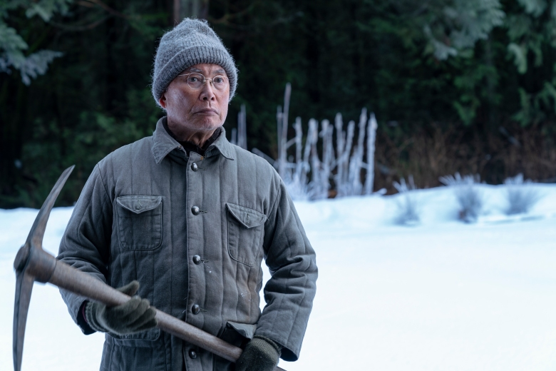 George Takei as Yamato-San - The Terror _ Season 2 - Photo Credit: Ed Araquel/AMC