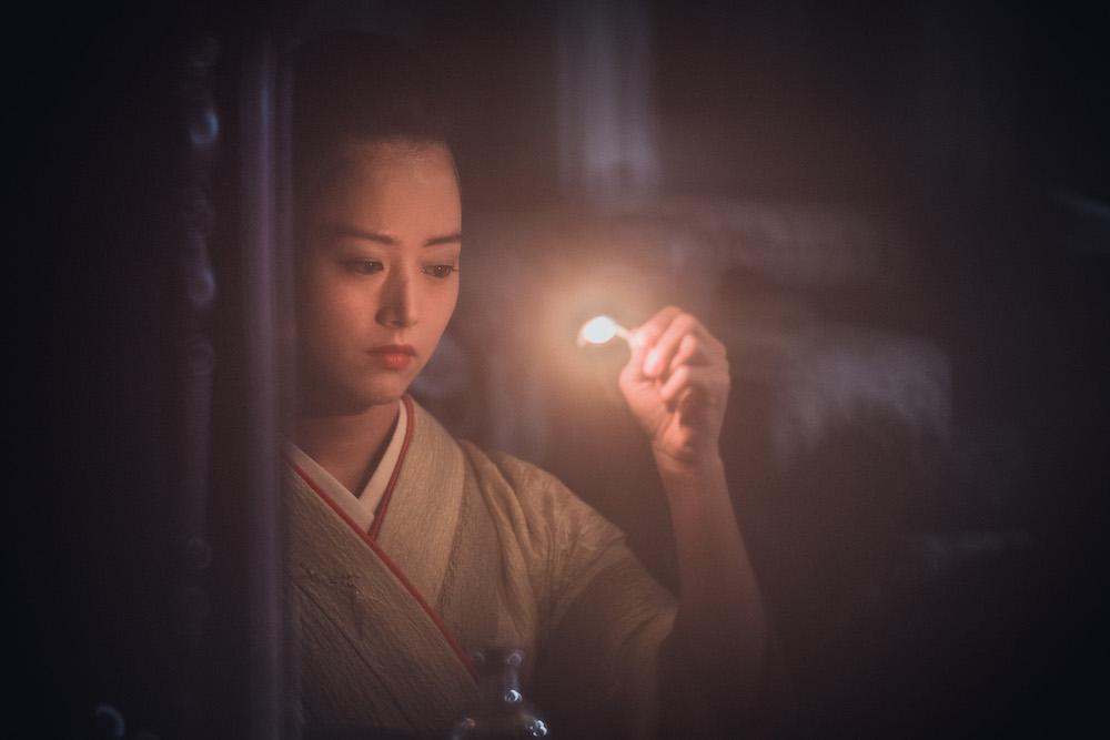Kiki Sukezane as Yuko - The Terror _ Season 2 - Photo Credit: Ed Araquel/AMC