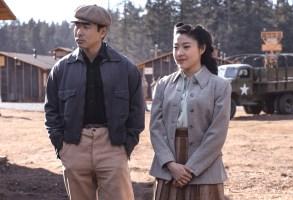 "Lee Shorten and Miki Ishikawa, ""The Terror: Infamy"""