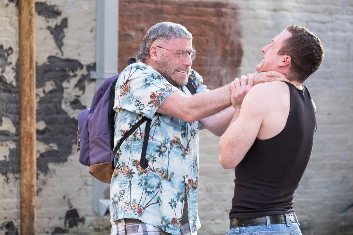 Critics Savage John Travolta's Career Rock-Bottom 'The Fanatic': It's a Movie That Hates You
