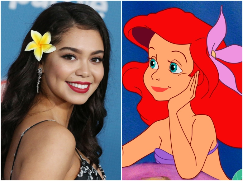 The Little Mermaid 2020 Review.Little Mermaid Live Auliʻi Cravalho Is Ariel For Abc S Tv