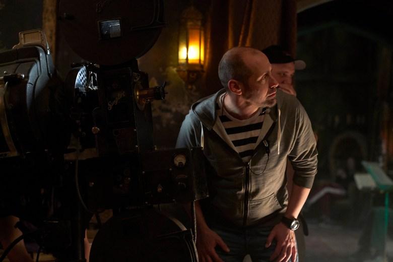 """What We Do in the Shadows"" Cinematographer DJ Stipsen"