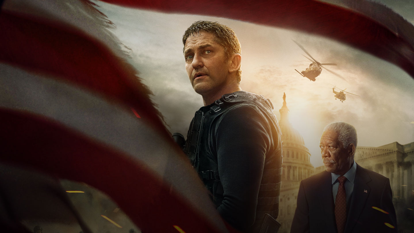 'Angel Has Fallen' Review: A Deranged Nick Nolte Meets Hollywood's Laziest Action Franchise