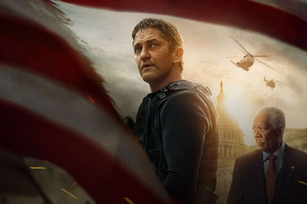 With 'Angel Has Fallen,' Another Sequel Takes the Top Spot at the Box Office