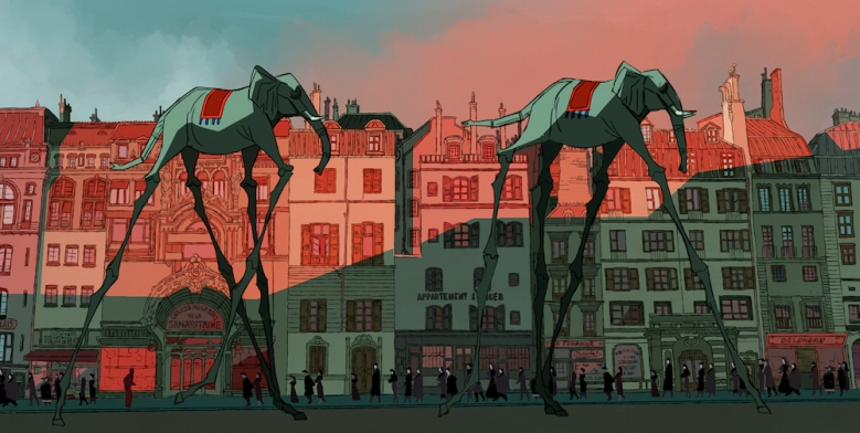 Buñuel in the Labyrinth of the Turtles Review: A Warmly Animated Slice of Film History