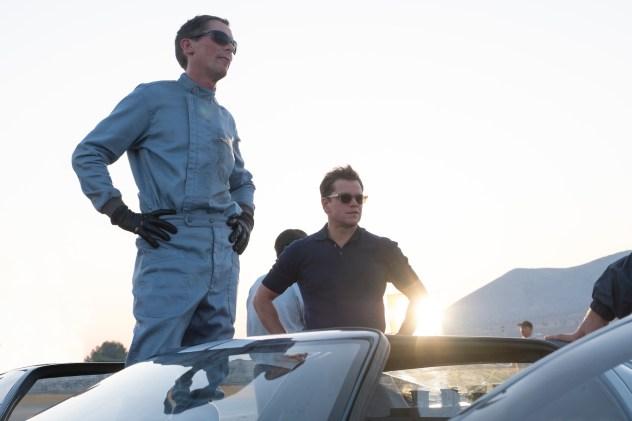 'Ford v Ferrari' Stars Christian Bale and Matt Damon Will Battle Each Other for the Best Actor Oscar