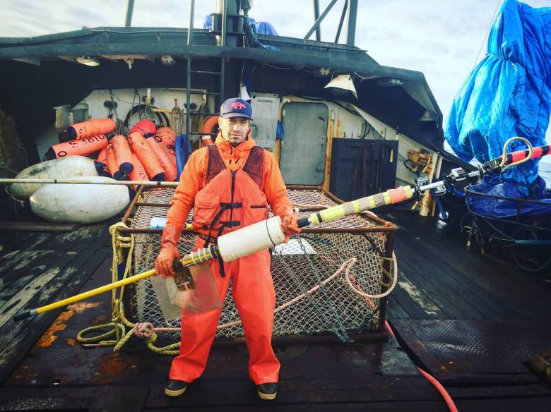 """Deadliest Catch"" Series DP David Reichert"