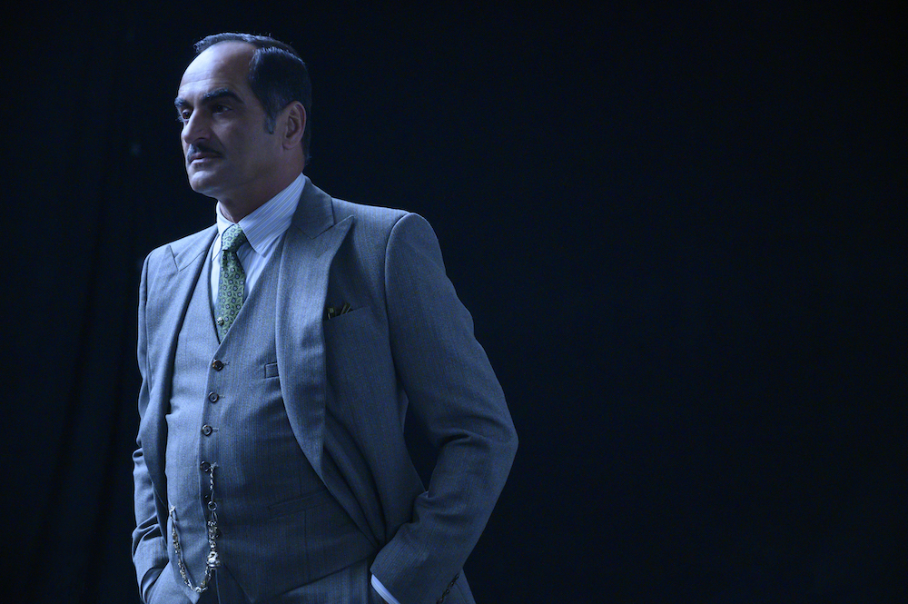 "LEGION -- ""Chapter 27"" - Season 3, Episode 8 (Airs Mon, August 12, 10:00 pm/ep) -- Pictured: Navid Negahban as Amahl Farouk. CR: Suzanne Tenner/FX"