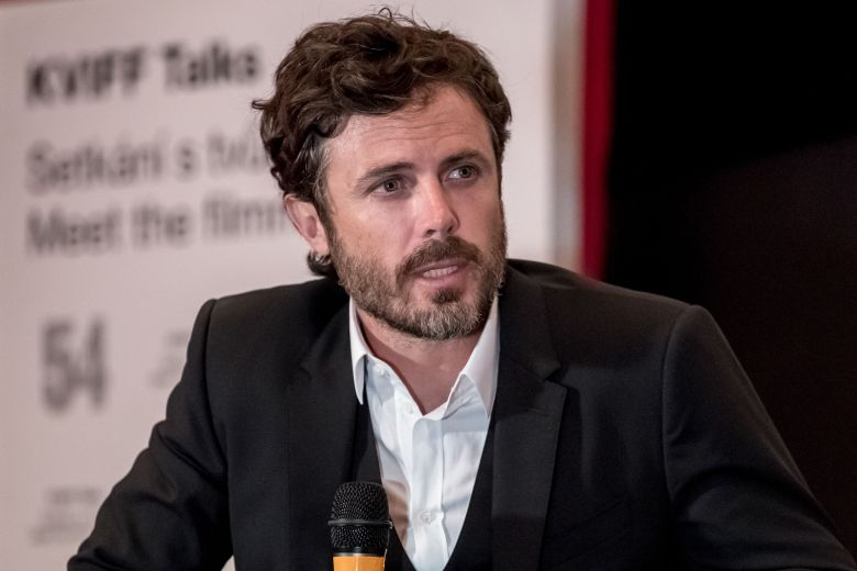 Casey Affleck attends the KVIFF TALK, the regular meeting with directors, actors and other personalities who present their work, at the 54th Karlovy Vary International Film Festival, in Karlovy Vary, Czech Republic, 30 June 2019. The festival runs from 28 June to 06 July.Light of My Life - 54th Karlovy Vary Film Festival, Czech Republic - 30 Jun 2019