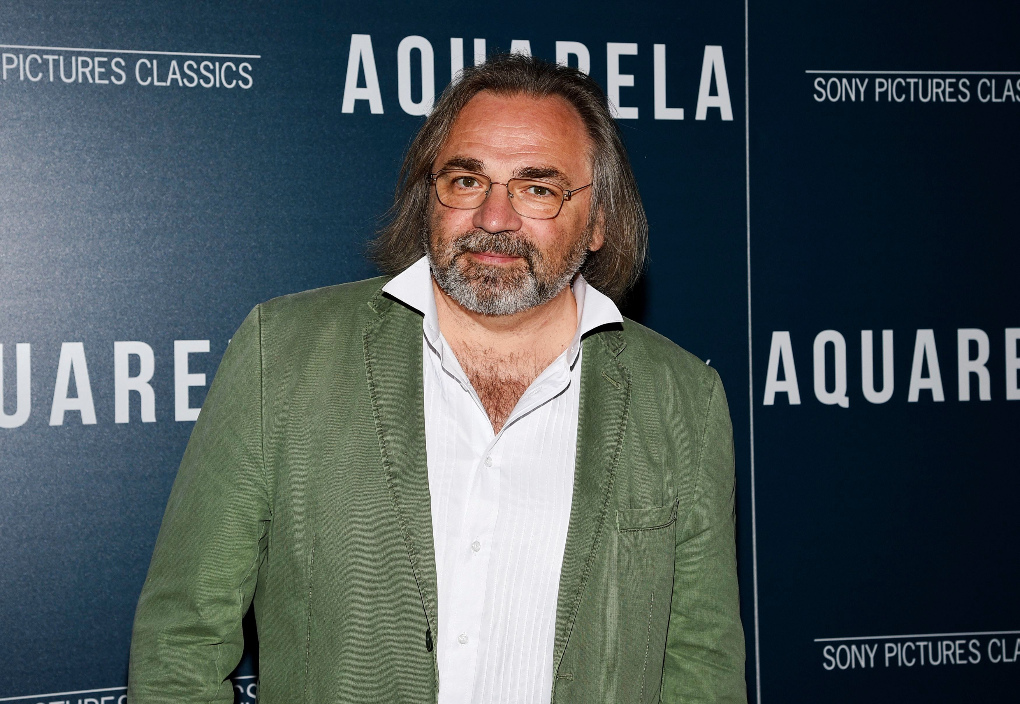 "Russian film director Viktor Kossakovsky attends a special screening of ""Aquarela,"" hosted by Sony Pictures Classics and The Cinema Society, at Regal Essex Crossing, in New YorkNY Special Screening of ""Aquarela"", New York, USA - 13 Aug 2019"
