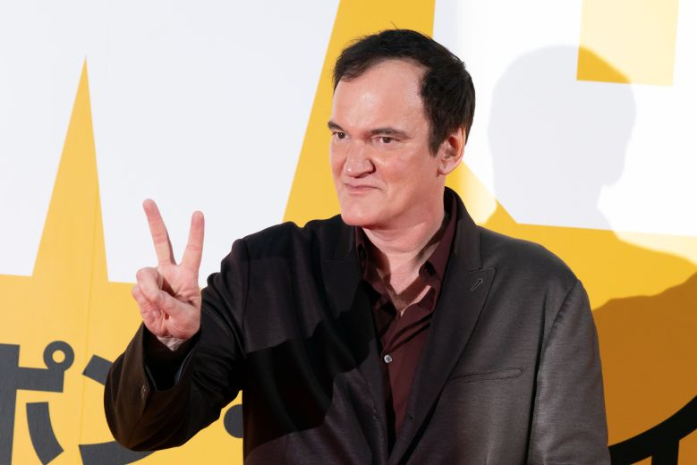 Quentin Tarantino'Once Upon a Time in Hollywood' film premiere, Tokyo, Japan - 26 Aug 2019