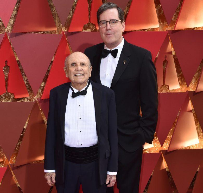 Lynn Stalmaster and David Rubin89th Annual Academy Awards, Arrivals, Los Angeles, USA - 26 Feb 2017