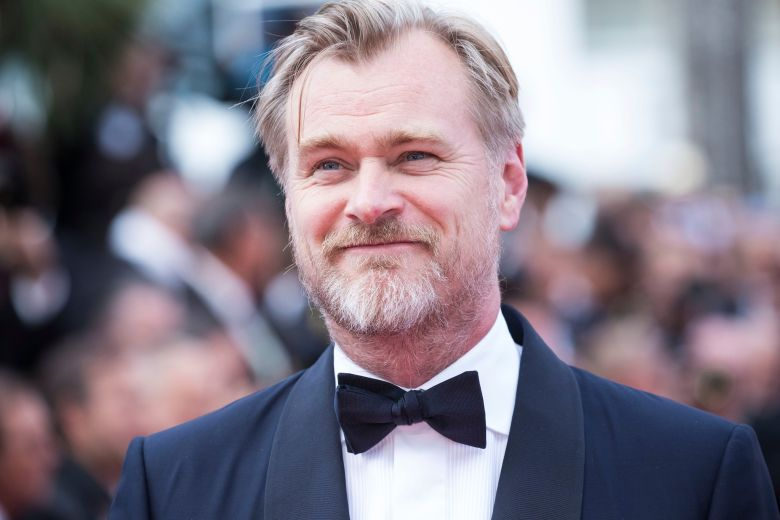 Director Christopher Nolan poses for photographers upon arrival at the premiere of the film '2001: A Space Odyssey' at the 71st international film festival, Cannes, southern France2018 2001: A Space Odyssey Red Carpet, Cannes, France - 13 May 2018
