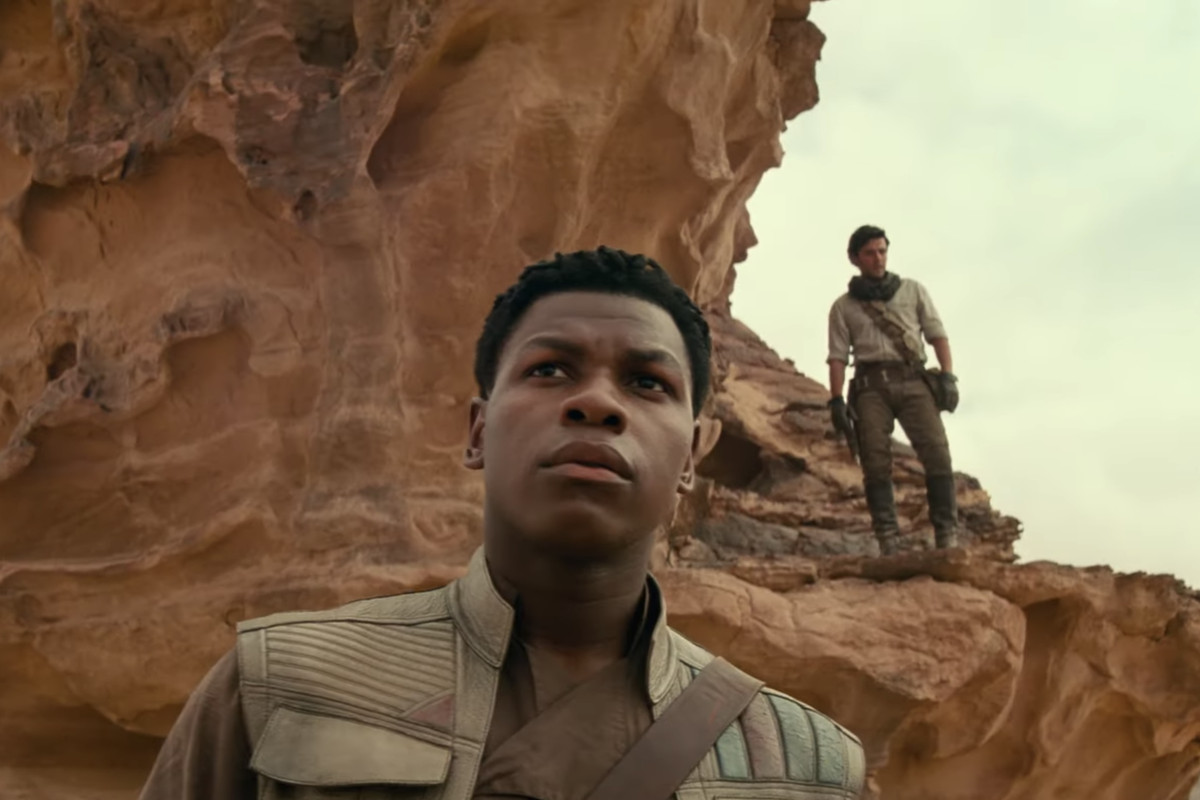 Rey Knew Finn Was Force Sensitive The Whole Time Indiewire