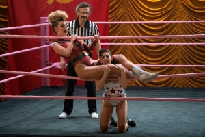 'GLOW': Inside the Making of the Best Scene from Season 3 of the Netflix Show — Exclusive Video