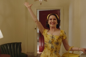 'The Marvelous Mrs. Maisel' Goes to the Catskills for a Colorful Costume Makeover