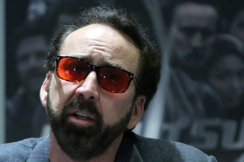Nicolas Cage Wants to Work With 'Midsommar' Director Ari