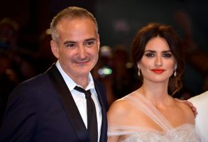 Olivier Assayas and Penelope Cruz'Wasp Network' premiere, 76th Venice Film Festival, Italy - 01 Sep 2019