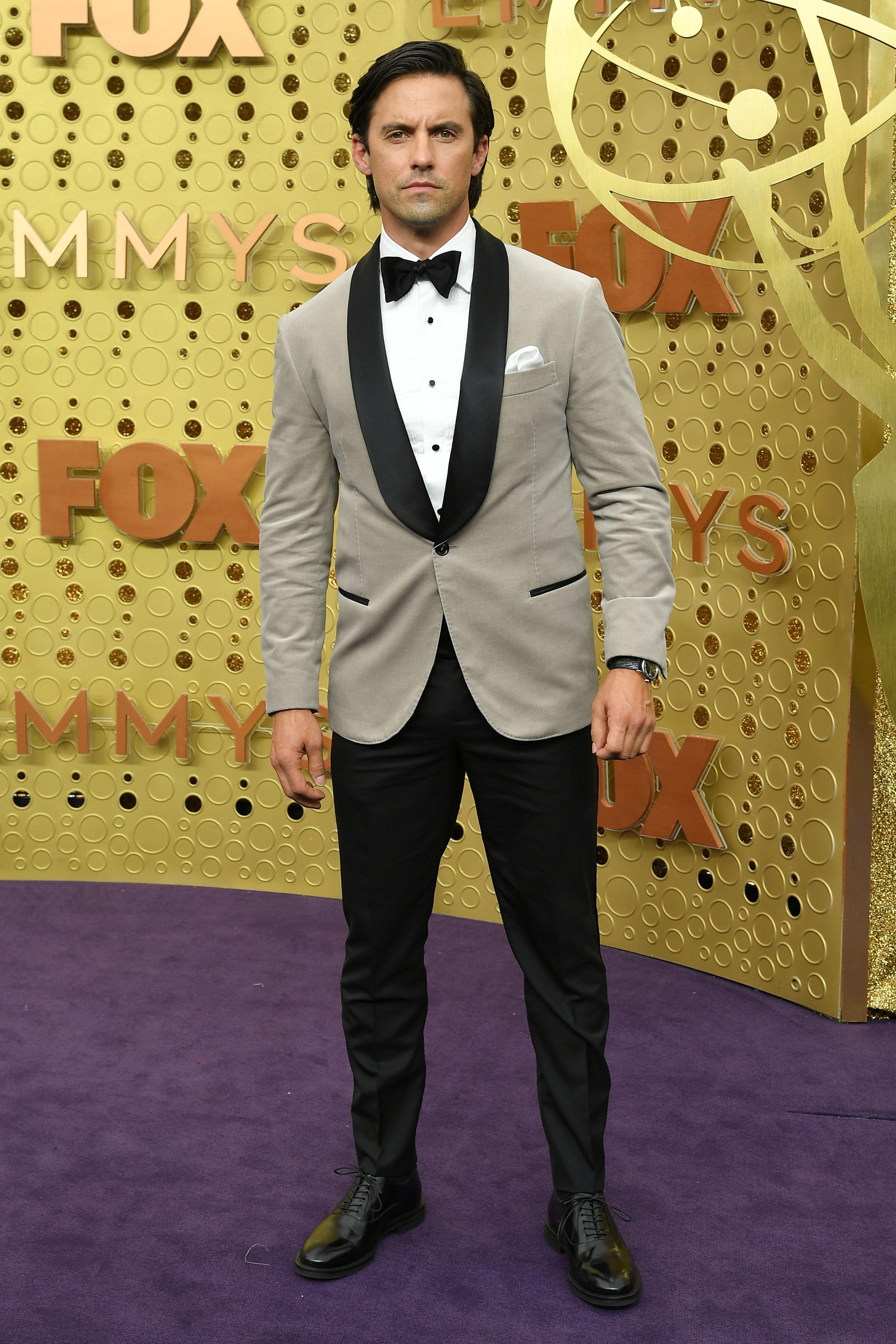 Milo Ventimiglia71st Annual Primetime Emmy Awards, Arrivals, Microsoft Theatre, Los Angeles, USA - 22 Sep 2019