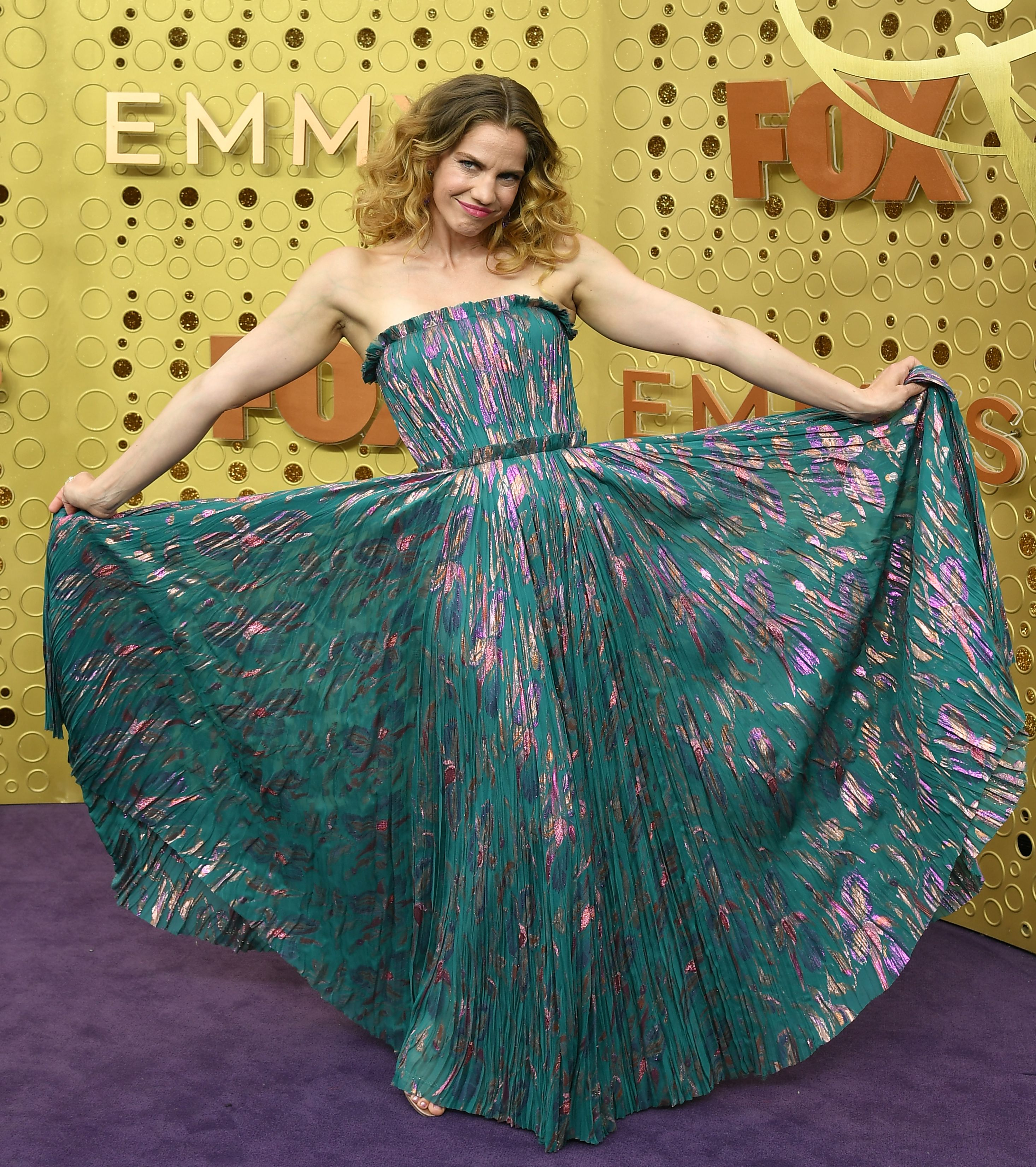 Anna Chlumsky71st Annual Primetime Emmy Awards, Arrivals, Microsoft Theatre, Los Angeles, USA - 22 Sep 2019