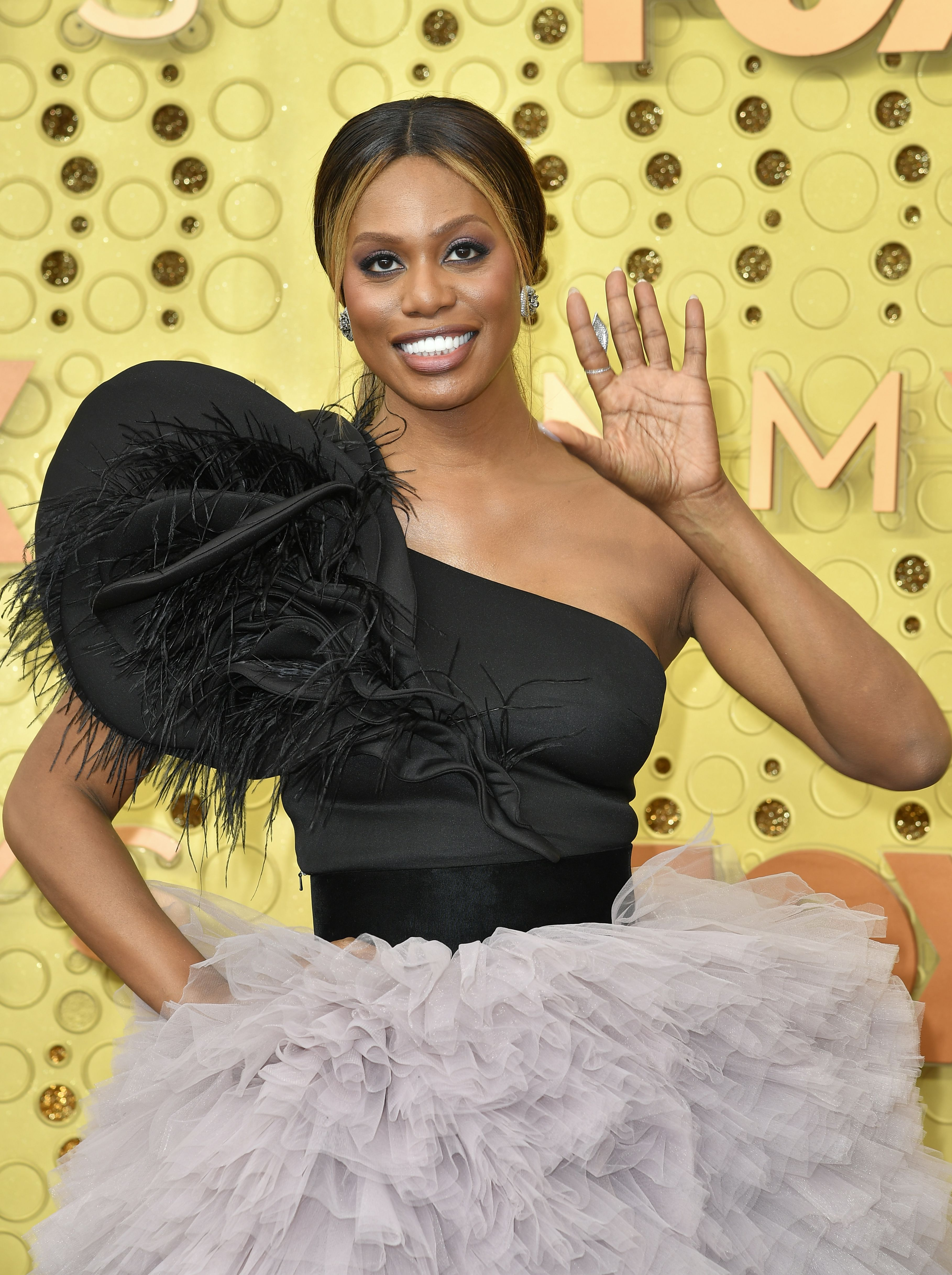 Laverne Cox71st Annual Primetime Emmy Awards, Arrivals, Microsoft Theatre, Los Angeles, USA - 22 Sep 2019