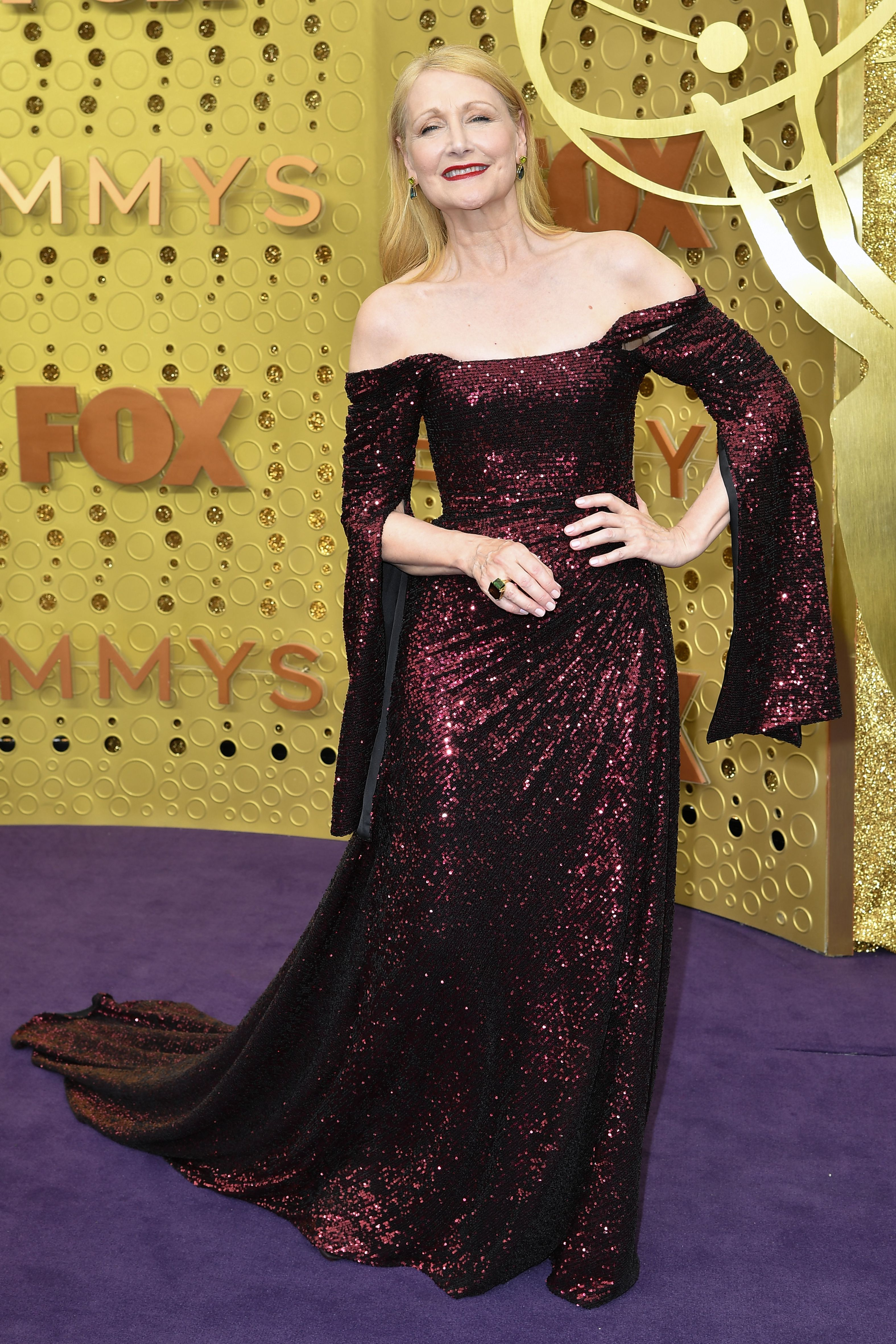 Patricia Clarkson71st Annual Primetime Emmy Awards, Arrivals, Microsoft Theatre, Los Angeles, USA - 22 Sep 2019