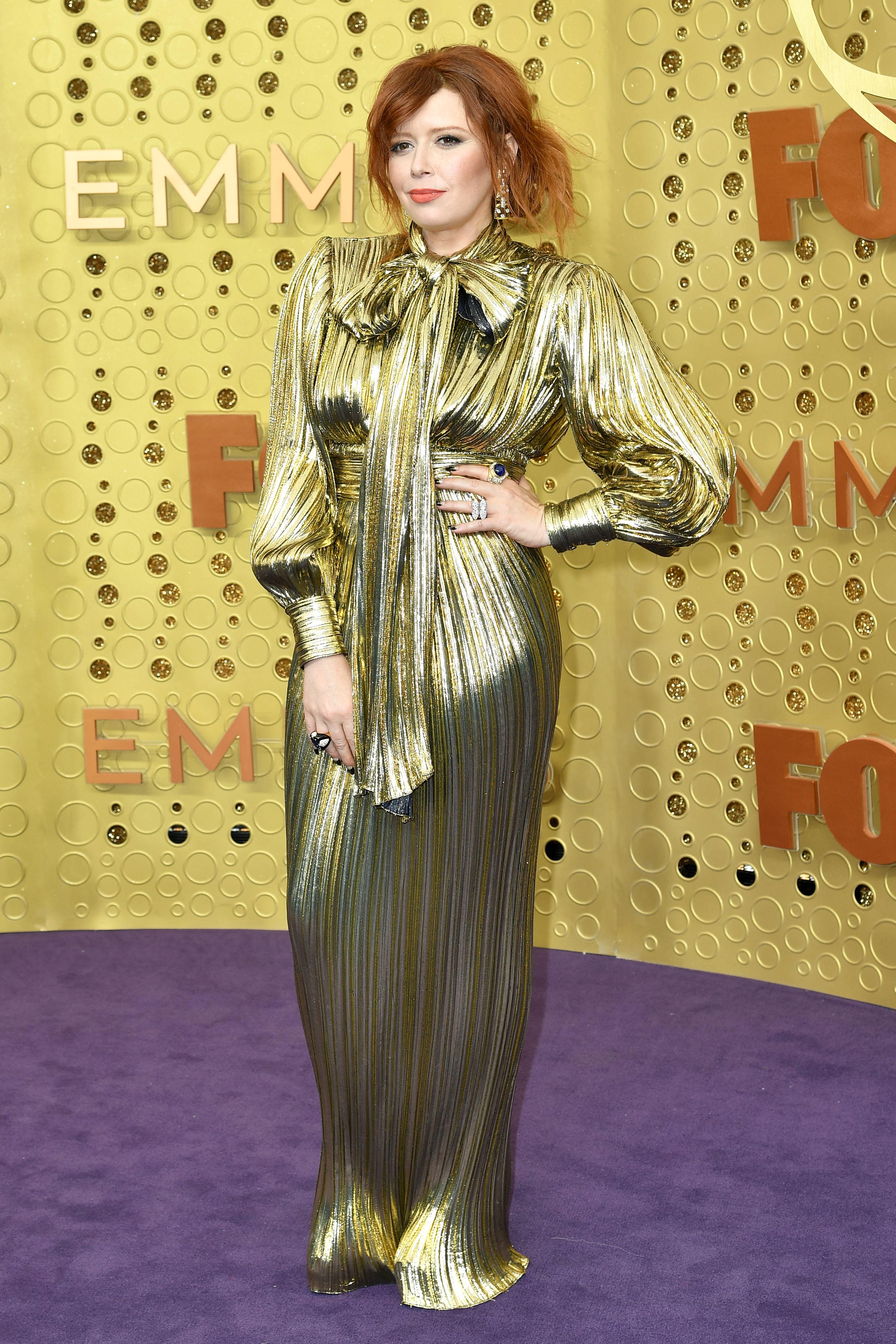 Natasha Lyonne71st Annual Primetime Emmy Awards, Arrivals, Microsoft Theatre, Los Angeles, USA - 22 Sep 2019