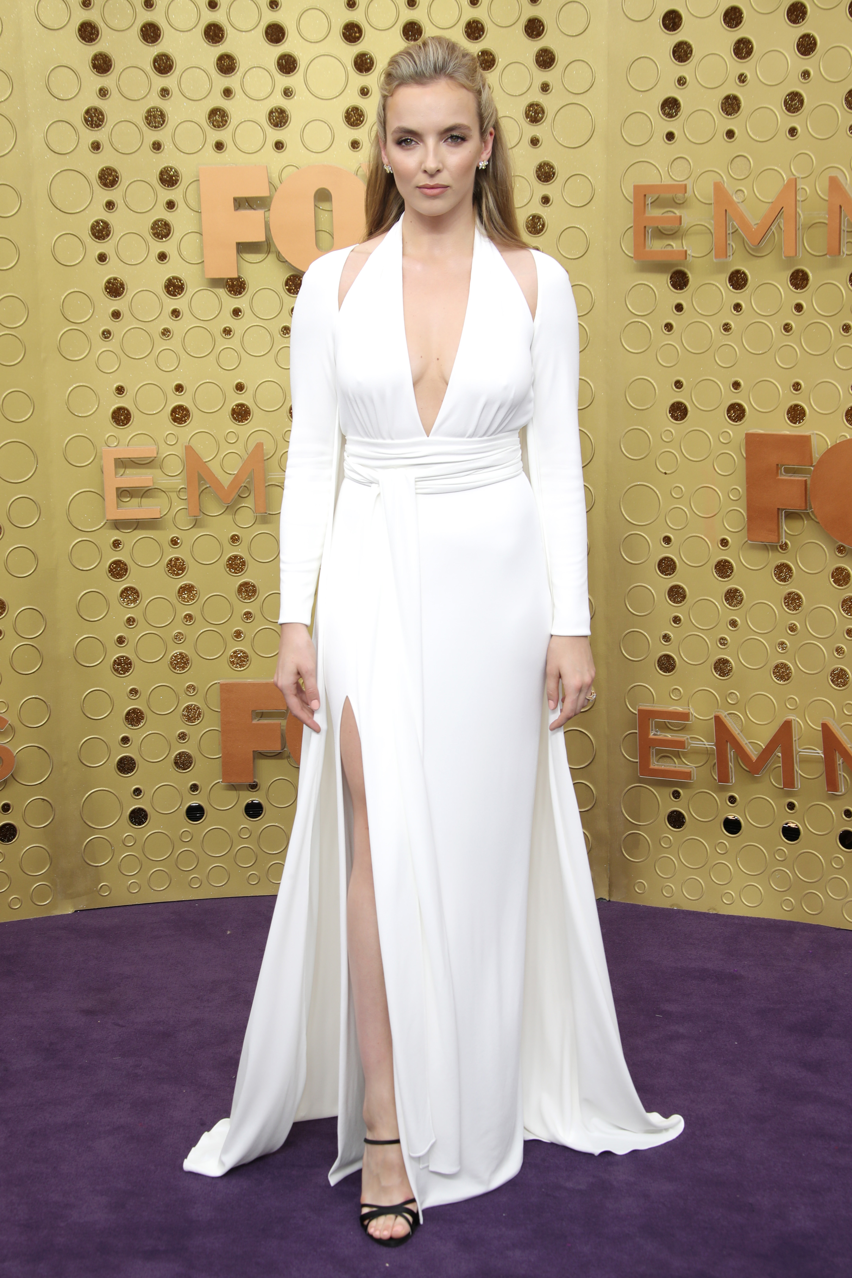 Jodie Comer71st Annual Primetime Emmy Awards, Arrivals, Microsoft Theatre, Los Angeles, USA - 22 Sep 2019