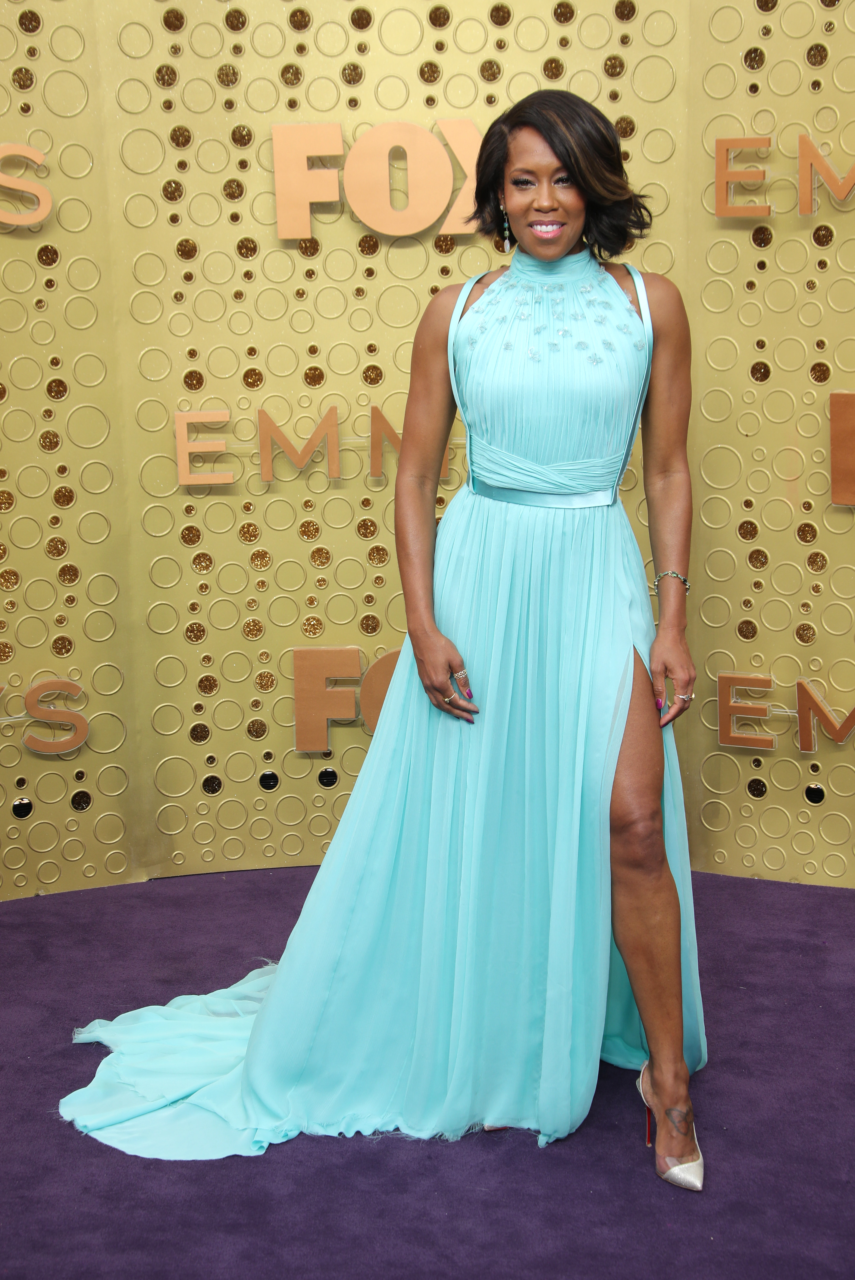Regina King71st Annual Primetime Emmy Awards, Arrivals, Microsoft Theatre, Los Angeles, USA - 22 Sep 2019